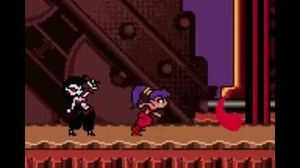 Shantae Risky Boots Battle (Final Boss)