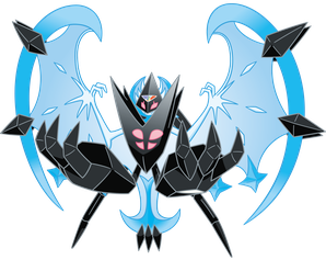 Image result for dawn wings necrozma shuffle
