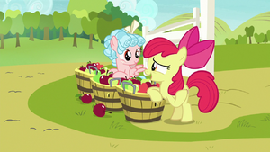 Apple Bloom 'special somepony's waitin' for 'em' S8E12