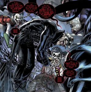 Batman Who Laughs Retrun