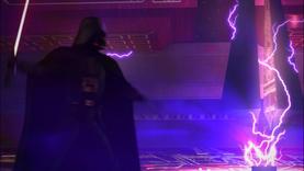 Darth Vader remain