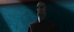 Dooku left behind