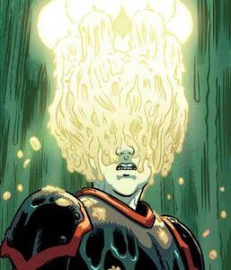 Fiery Lord Hades
