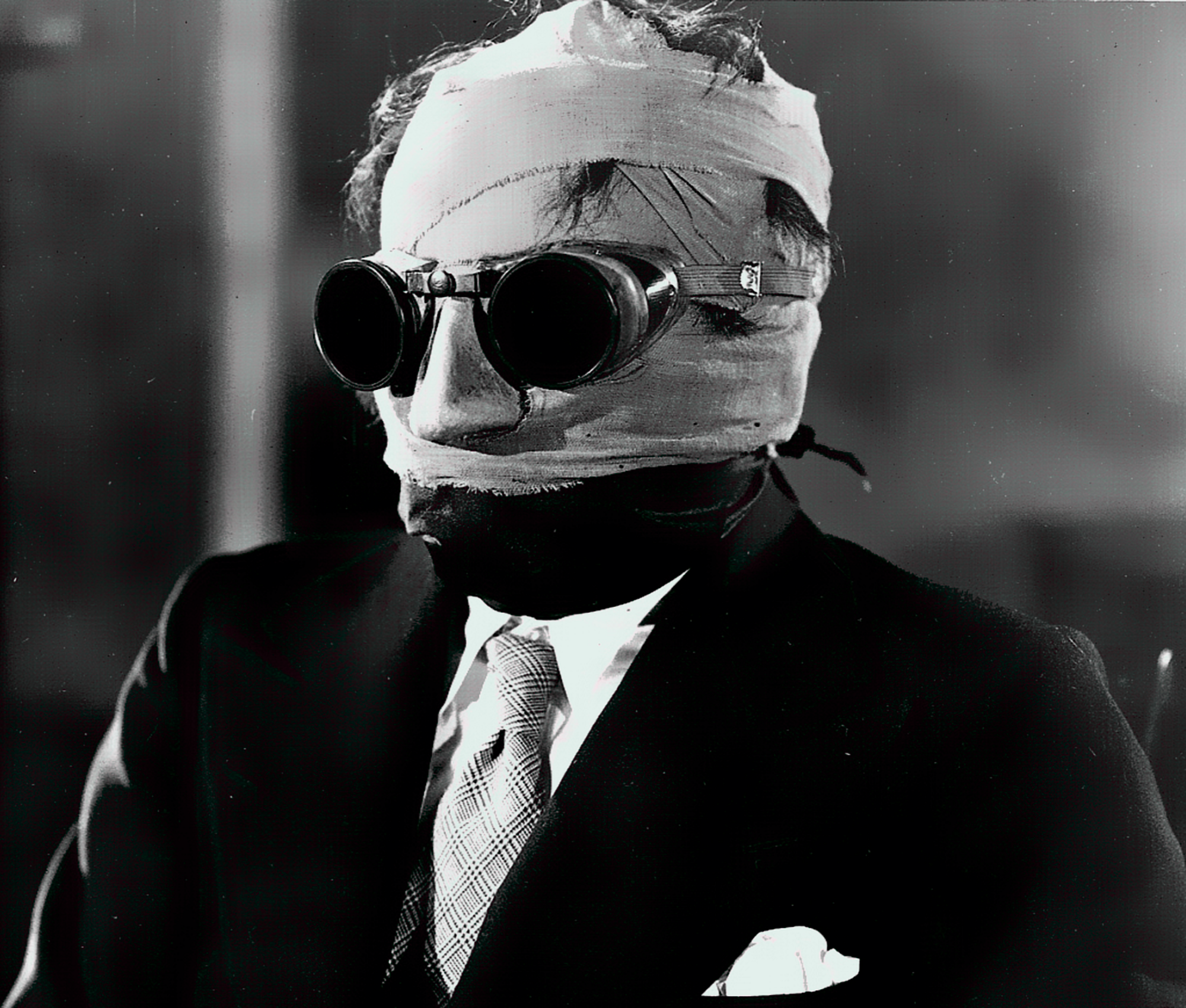 The Invisible Man Game