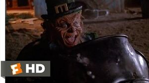 Leprechaun (7 11) Movie CLIP - Ring Around the Rosey (1993) HD