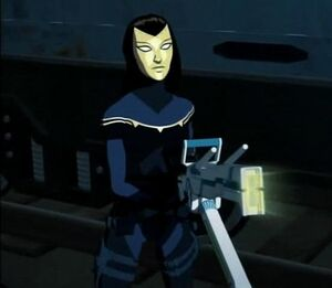 Madame Masque Iron Man Animated Series