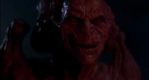 Pumpkinhead Evil Grin with more human trait