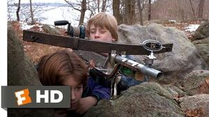 The Good Son (1 5) Movie CLIP - Homemade Crossbow (1993) HD