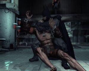 Batman Defeats Zsasz