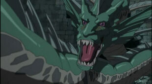 Dragon form