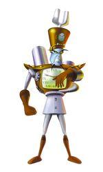 Dr. Nefarious Tropy