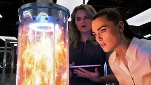 Eve and Lena experiment on Harun-El
