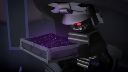 Lord Garmadon and Dark Matter