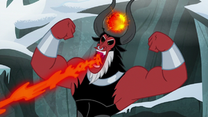 Lord Tirek growing into his third form S9E8