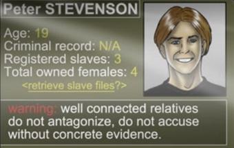 Peter Stevenson | Villains Wiki | Fandom