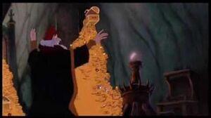 The Swan Princess 2 my cristal magic ball power english סוד הממלכה הקסומה2 אנגלית כוחות כדור הבדלח
