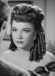 Anne Baxter in All About Eve trailer