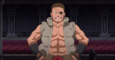 Baldo -No really, he IS a villain-