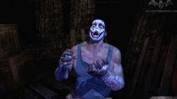 Batman Arkham City - Easter Egg 5 - Scarecrow's Secret Room