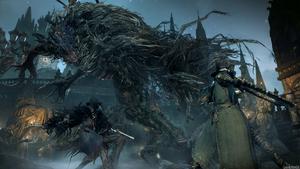 Cleric Beast Battle
