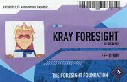 FF ID card