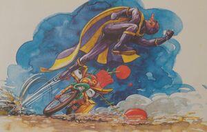 Fritz Fantom Tom Turbo Book