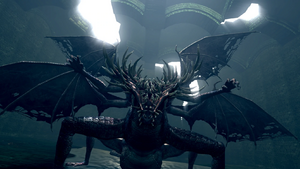 Gaping Dragon Roar