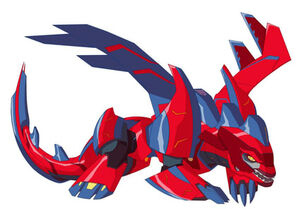 Hammer (Dragon-like Cyclone Mini-Con)