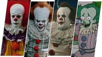 It (Pennywise) Evolution in Movies, TV & Cartoons (2018)