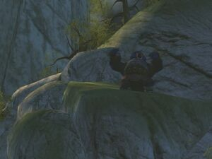 Kung Fu Panda Video Game Great Gorilla Pounds Chest