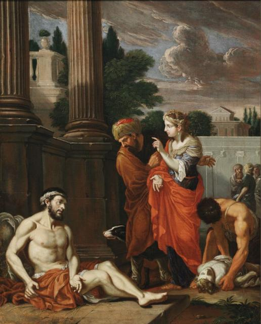 Rich Man (Gospel of Luke)   Villains Wiki   FANDOM powered