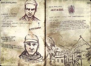 Makarov Soap's Journal