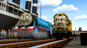 Arry with Gordon in Season 16