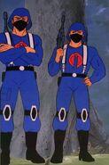 Cobra Soldiers