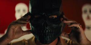 DCEU Black Mask