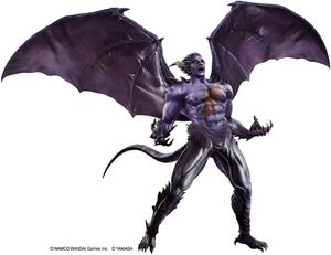 Devil Kazuya Tekken 2nd Chance