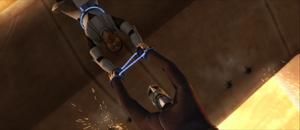 Dooku Kenobi caught