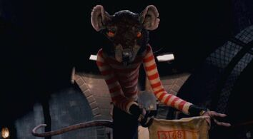 Fantastic Mr. Fox Rat