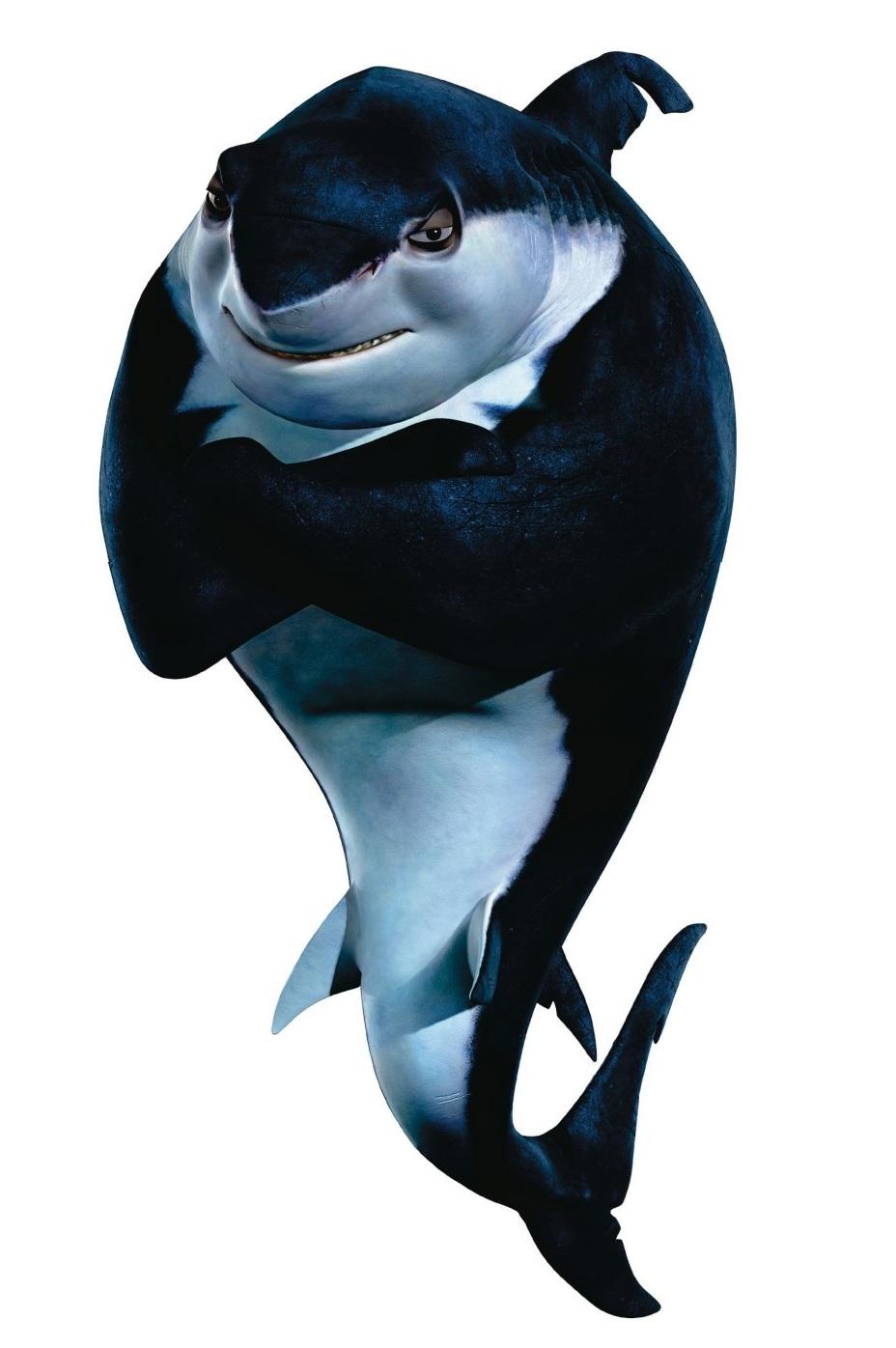 shark tale frankie