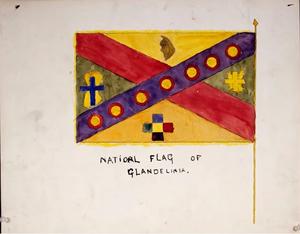 Glandelinia Flag