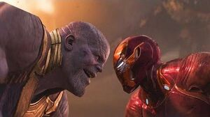 Iron Man Vs Thanos - Fight Scene - Avengers Infinity War (2018) Movie CLIP HD