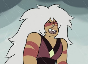 Jasper laughing
