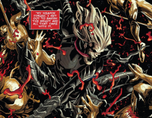 Knull (Earth-616) from Venom Vol 4 4 001