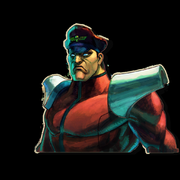 M.Bison SF4CharSelectPortrait