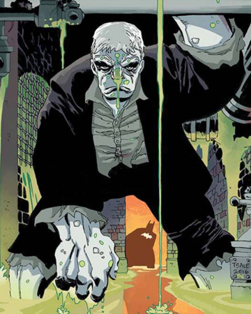 Solomon Grundy Villains Wiki Fandom
