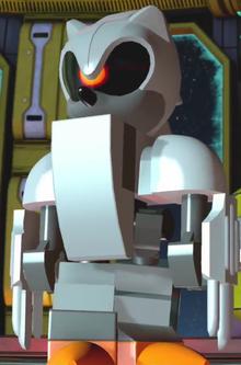 RoboSonicLego
