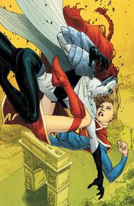 Supergirl Vol 6 6 Solicit