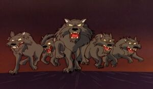 Werewolves Road Rovers