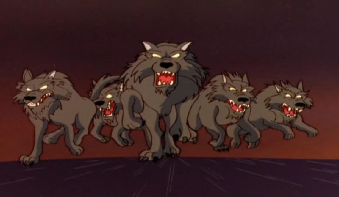 'Werewolf' Stood Along Road For Months Until Brave Stranger Approached