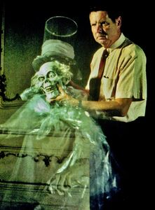 Yale Gracey (R.I.P.) with the Hatbox Ghost